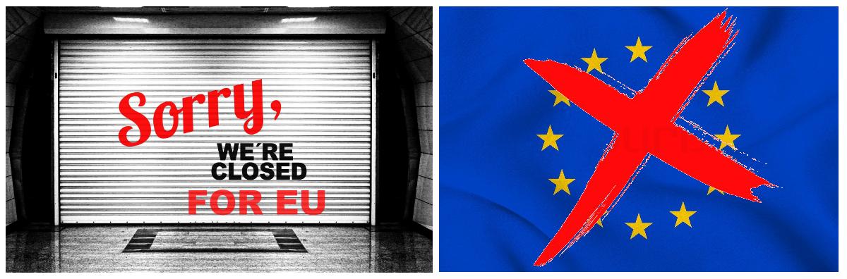 Banner EU Versand